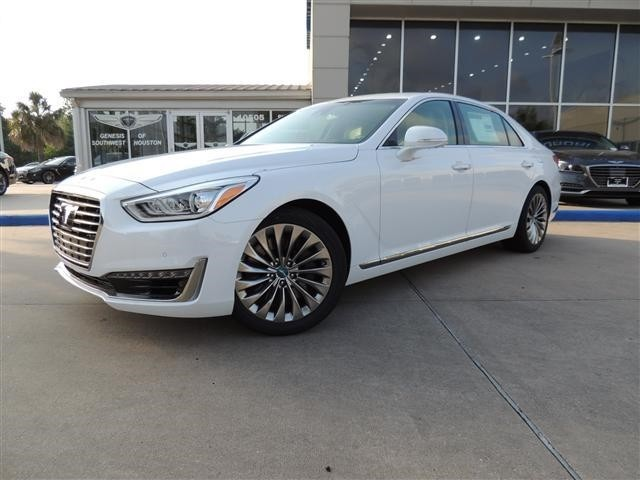New 2019 Genesis G90 3.3T Premium Rear Wheel Drive 4dr Car