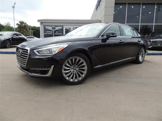 New 2019 Genesis G90 5.0L Ultimate Rear Wheel Drive 4dr Car